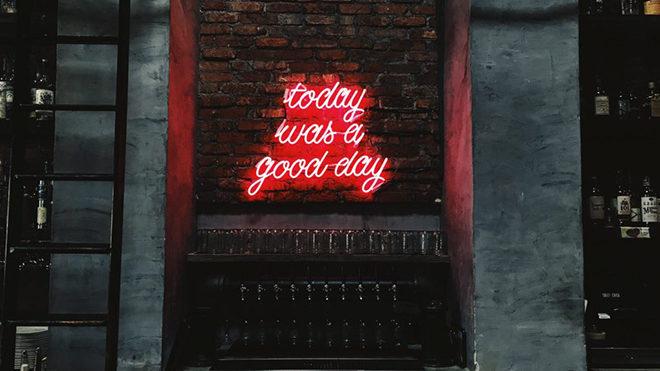 Vandaag is het gisteren van morgen
