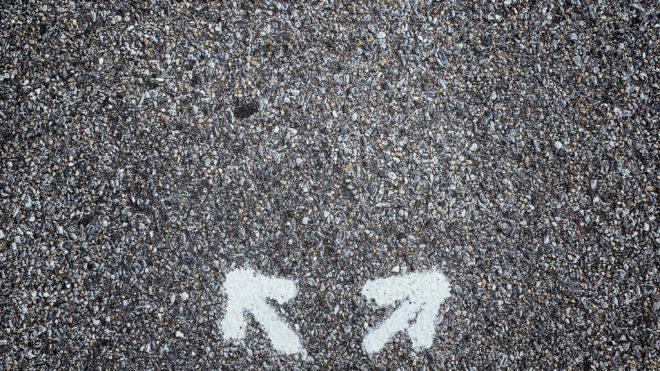Als je verder wilt komen moet je keuzes maken